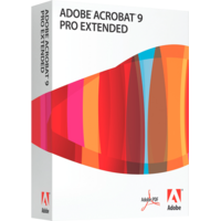 Cheap OEM Software: Adobe Acrobat 9 Pro Extended